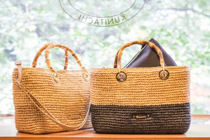 TOPKAPI Basket Bag